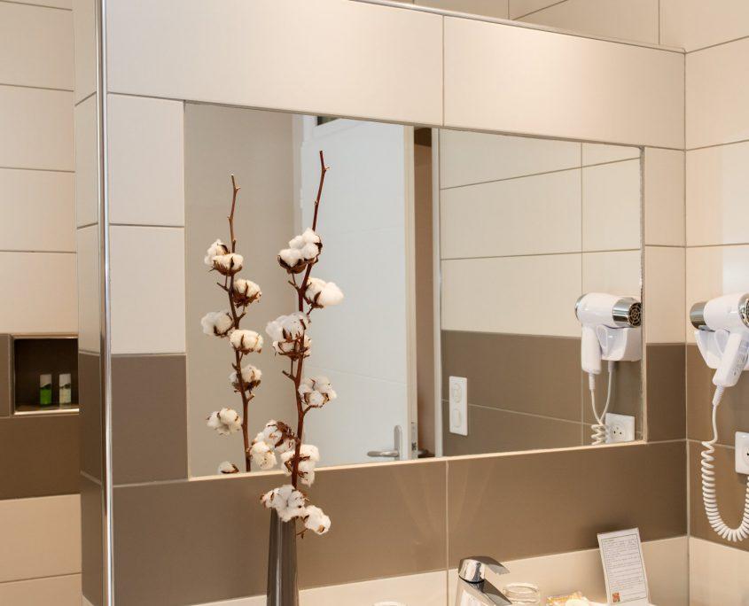 Auberge du Poids public Hôtel salle de bain Revel Toulouse Castres Carcassonne