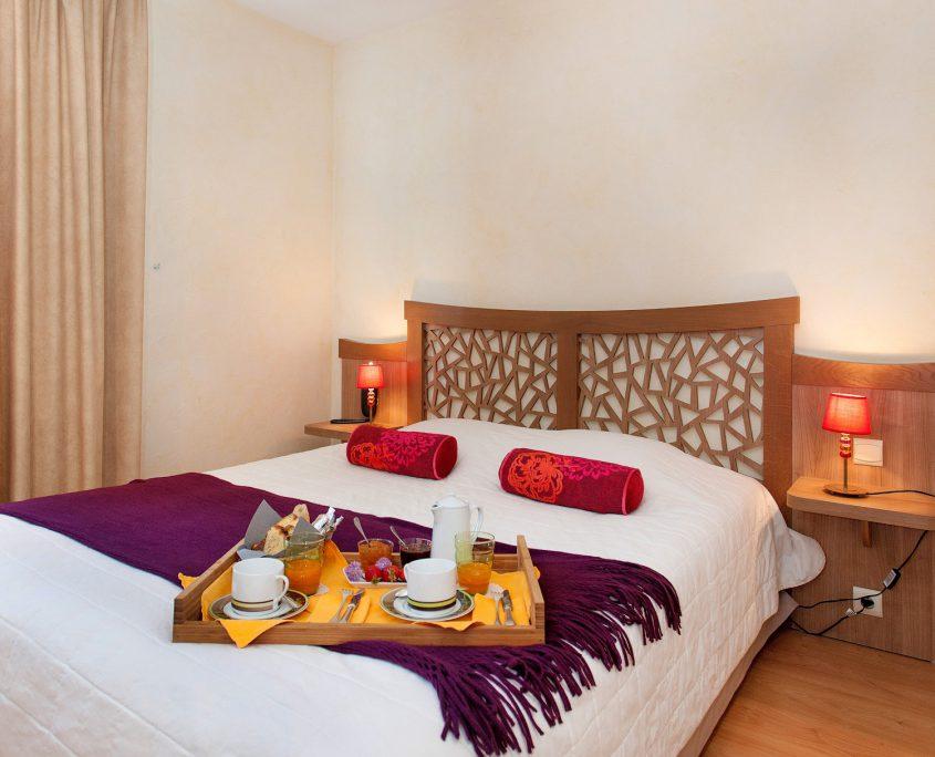 Auberge du Poids public Hôtel chambre équipée Revel Toulouse Castres Carcassonne