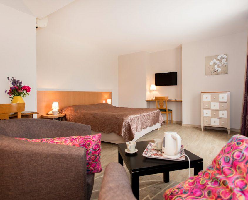 Auberge du Poids public Hôtel suite supérieure Revel Toulouse Castres Carcassonne