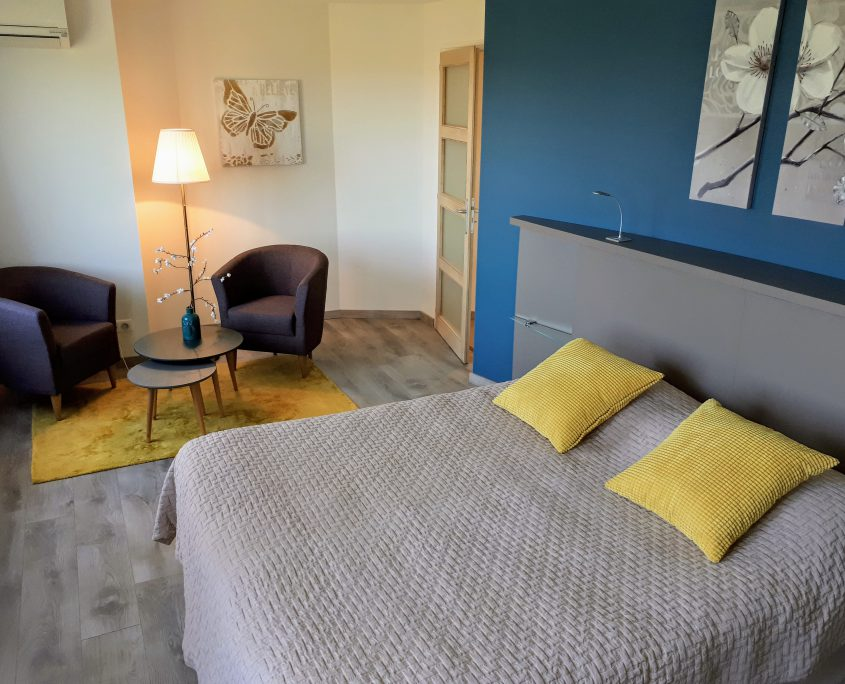 Auberge du Poids public Hôtel chambre confortable Revel Toulouse Castres Carcassonne